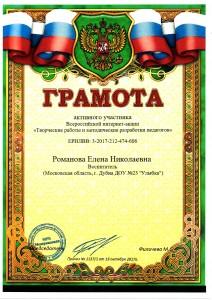 Романова Е.Н.