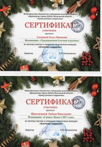 Щекочихина Л.Н. Галкина О.И.